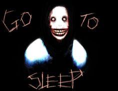 GO TO SLEEP  http://creepypasta.wikia.com/wiki/Go_to_Sleep!