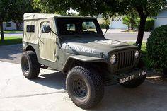 Custom 2001 Jeep Wrangler Military Project - Page 3 - JeepForum.com
