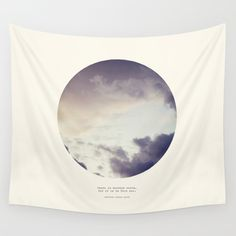 There Is Another World Wall Tapestry