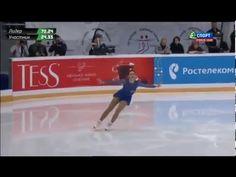 Adelina Sotnikova FS - 2016 Russian Nationals