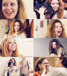 Confession: I would totally trade in my V card for Natasha Lyonne aka Nicky Nichols Natasha Lyonne, Oitnb Nicky, Nicky Nichols, Laura Prepon, Orange Is The New Black, Girl Humor, Girl Crushes, Favorite Tv Shows, My Girl