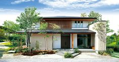 木質感あふれる和モダンの家|一戸建て木造注文住宅の住友林業(ハウスメーカー)