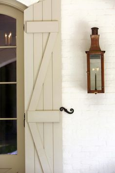 Telich Custom Homes- Bevolo Lanterns