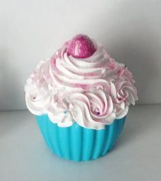 Giant Fake Cupcake Candy Land Theme Photo by FakeCupcakeCreations, $49.99