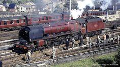 46238 City of Carlisle, Skipton, Diesel Locomotive, Steam Locomotive, Heritage Railway, Steam Railway, Train Art, British Rail, Train Pictures, Train Engines, Train Journey