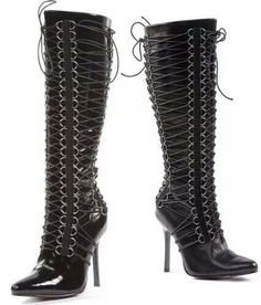 #Gothic Boots