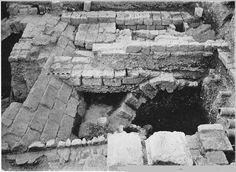 Antakya-Princeton Üniversitesinin 1930- 38 yılları arasında yaptığı kazılardan.