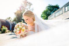 White Wedding Photography » Silvia & Dominik - Sommerliche Hochzeitsreportage in Laatzen und Feier im Parkhotel Ahrbergen - White Wedding Photography