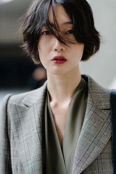 Street looks femme à Séoul