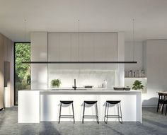 """1,721 Likes, 17 Comments - Scandinavian Lifestyling (@simple.form) on Instagram: """"•• Lifestyle SIMPLICITY. You can start your day here too. FRAME house kitchen design by Australian…"""""""