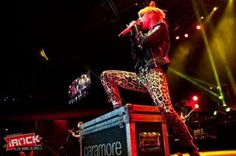 CENTRAL AND SOUTH AMERICAN TOUR > (18.07.2013) - SANTIAGO, CHILE @ MOVISTAR ARENA