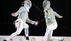 NBC Olympics @NBCOlympics  Aug 10 .@DarylDHomer has a chance at gold at 4:30p ET! #Fencing  WATCH HERE: http://tw.nbcsports.com/6a2T