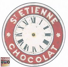 St Etienne CD Desk or Wall Clock
