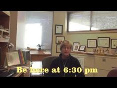 Excellent way to promote school to home communication.  2014 Open House - YouTube