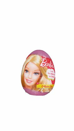 -in USA-Barbie Surprise Egg with toy inside-1ct.-