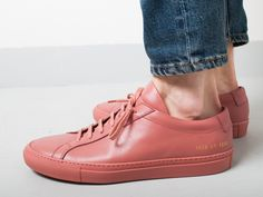 COLOUR UP #CommonProjects #Sneaker #Menswear #AcneStudios #Jeans #look