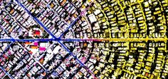 When An Artist Toys With Google Earth, The World Becomes A Geometric Playground