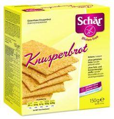 Fette Croccanti Knusperbrot - glutenfrei