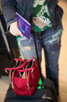 Daily Worth - A Carry-on Is All You Need Great carry on packing tips
