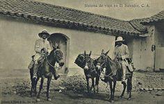 1911 Picture - San Miguel, El Salvador, C.A.