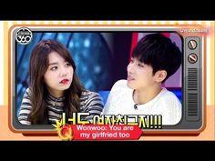ENG Sub Wonwoo SVT Acting Cut With IOI Sohye SS 360 - YouTube