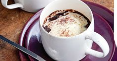 Craving a coffee but a little late to have one? Why not combine your coffee with dessert in this 10 minute wonder?