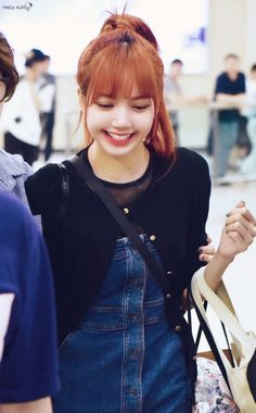 Lalisa Manoban of BLACKPINK
