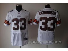 http://www.jordannew.com/nike-nfl-cleveland-browns-33-richardson-white-elite-jerseys-authentic.html NIKE NFL CLEVELAND BROWNS #33 RICHARDSON WHITE ELITE JERSEYS AUTHENTIC Only $23.00 , Free Shipping!