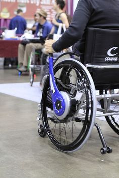 Wijit takes a roll at the LA Abilities Expo! >>> See it. Believe it. Do…