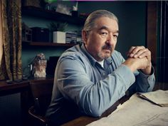 Defiance solo picture with Graham Greene as Rafe McCawley