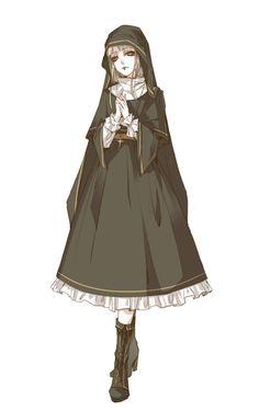 女巫集会的企划,作死的修女巫女-✿小伊伊✿