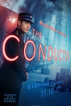 Murder on the Orient Express - Marwan Kenzari as the conductor