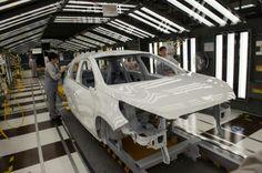Belle progression du marché automobile en novembre en France