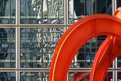 Paris Reflection by www.manuelgiron.ch