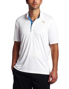 3b5e683d78c Puma Golf Men`s Golf 18 Hole Tech Polo  34.99