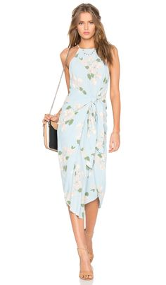 Fresh Privacy Please Lehunt Dress in Gramont REVOLVE Summer Wedding Guest