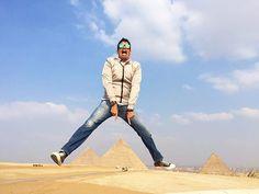 Are you ready to jump? Pyramid style! ExaGERA Mode on!! Eu falei faraó... pirâmide a base do Egito!! 🇪🇬 WELCOME TO MY WORLD!!! @exagera @blogpapodeturista ➖➖➖➖➖➖➖➖➖➖➖➖➖➖➖➖➖ ➖➖➖➖➖➖➖➖➖➖➖➖➖➖➖➖➖ Follow @exagera @blogpapodeturista tudo no stories - olha aí!! #fscairo #egito #egypt #fourseasons #fscairofr #fourseasonsbr #luxury  #resorts #trip #travel #tourist #turismo #tourism #traveling #travelgram #lifestyle #luxury #hotel  #travelawesome #amazing  #igers #hotels #blogger #wonderful #traveler…