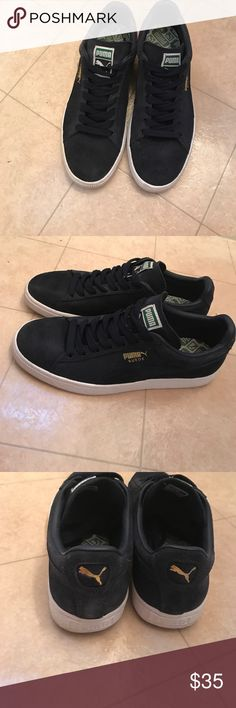 cabc67b65 Puma Suede Unisex Size 9 In men s . In good condition could use a little  cleaning Puma Shoes