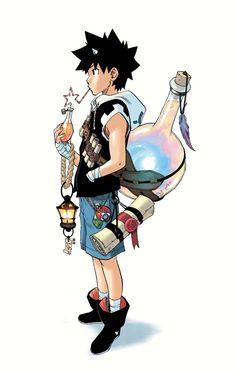 Seth, The Sorcerer's Apprentice.