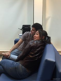 Never miss out on trending on- and off-cam photos of Kapamilya shows and celebrities. James Reid, Nadine Lustre, Jadine, Skydiving, Otp, Dubai, Entertainment, Adventure, Couples