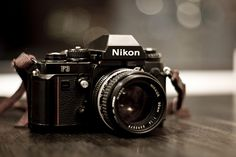 Nikon F3, my favorite camera!