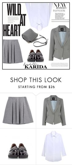 """Fratelli Karida"" by vidrica ❤ liked on Polyvore featuring Fall Winter Spring Summer, Oasis, Fratelli Karida, Relaxfeel and Envi"