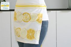 Kitchen Town Aprons created by Directions Not Included, featured on www.dailydoityourself.com