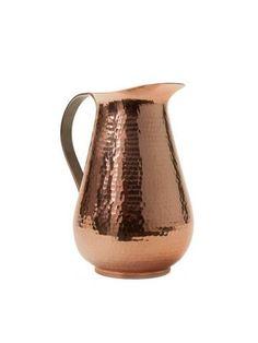 $140 Bisotun Copper Water Pitcher