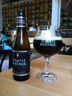 Straffe Hendrik Quadrupel - De Halve Maan, 2014.07.02