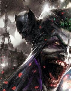 Joker® batman DC comics The beast Joker Batman, Superman, Joker Und Harley, Der Joker, Gotham Joker, Joker Comic, Marvel Dc Comics, Dc Comics Art, Marvel Heroes