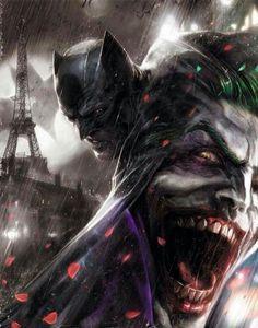 Joker® batman DC comics The beast Joker Batman, Der Joker, Joker Und Harley, Gotham Joker, Joker Comic, Marvel Dc Comics, Dc Comics Art, Marvel Heroes, Batman Tattoo
