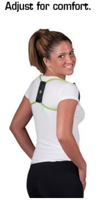 In the event that you are searching for additional upper back and shoulder support, consider a posture support brace or band. Both are incredible distinct options for a posture bra; and the benefits they provide are amazing.
