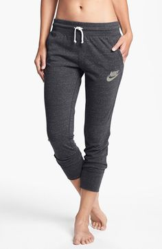 Nike 'Gym Vintage' Capri Pants available at #Nordstrom ...I mean, I AM from South Philly, so.