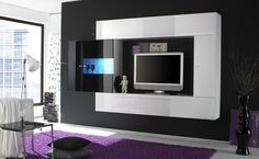 Como decorar a sala de tv. La sala de tv puede llegar a ser uno de los espacios más especiales e importantes de la casa, pero siempre y cuando esta tenga un buen estilo y diseño deco